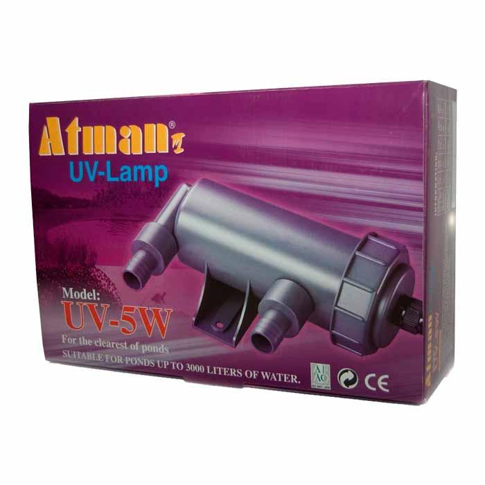 UV lampa za akvarijum
