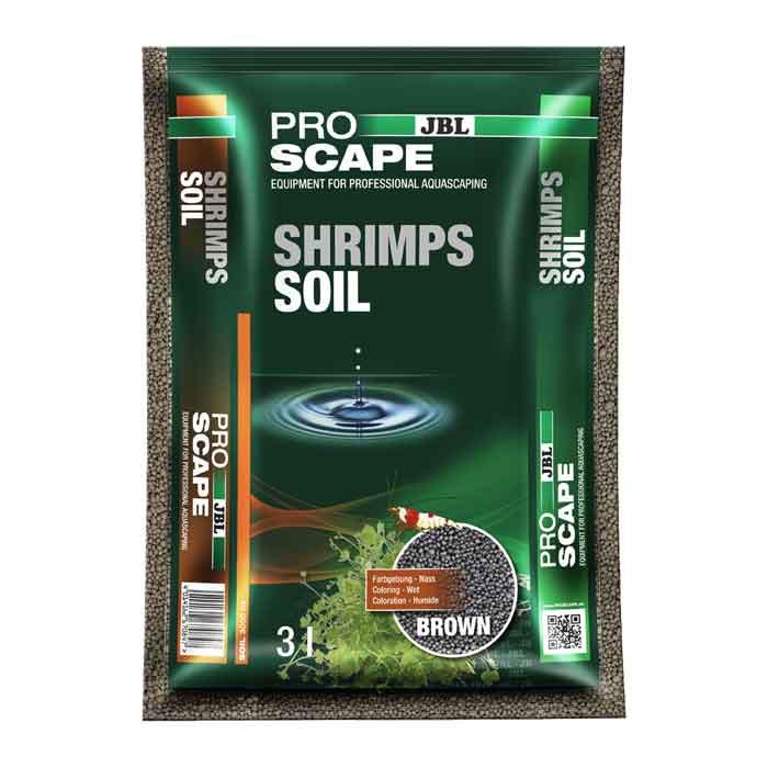 JBL ProScape ShrimpsSoil BROWN
