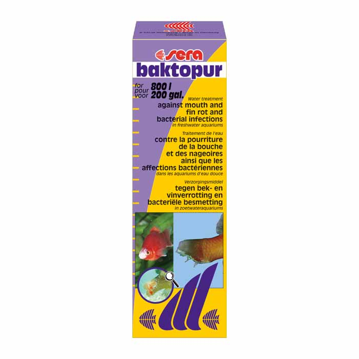 Sera Baktopur 50 ml
