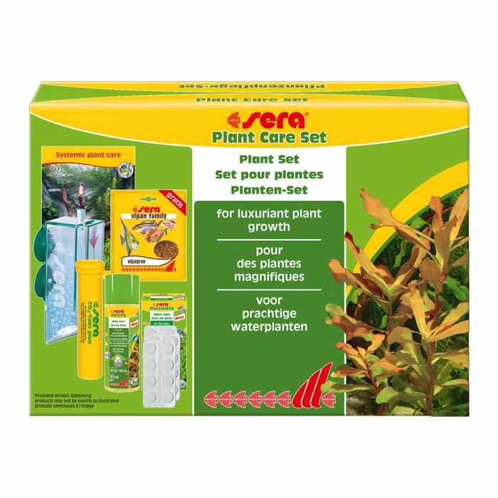 Sera Plant Care Set