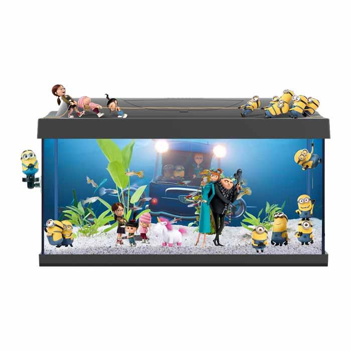 NOV akvarijum od 54l sa svom opremom - Super cena