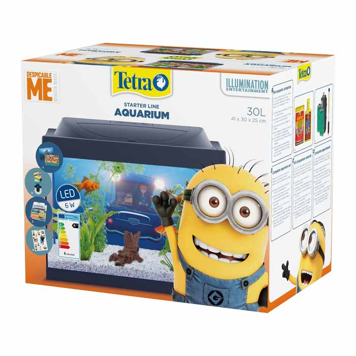 Tetra Minion Akvarijum 30l LED