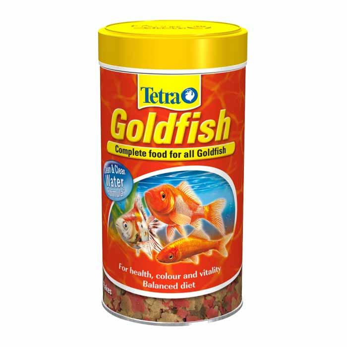 Tetra Goldfish Flakes 100 ml