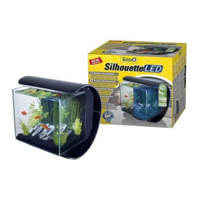 Tetra akvarijum Silhouette 12L