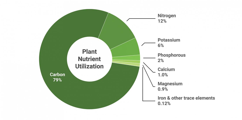 tacne vrednosti nutrijenata u suzbijanju algi u kavarijumu